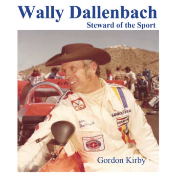 Wally Dallenbach book cover